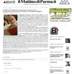 Il Mattino di Parma - 7 dic 2012