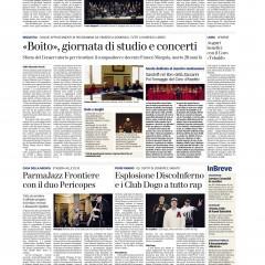 Gazzetta di Parma - 12 dic 2012