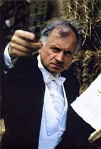 Il maestro Adolfo Tanzi