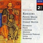 Rossini - Petite Messe Solennelle - Stabat Mater