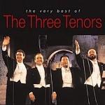 """Il disco""""TheThree Tenors"""" in cui figurano registrazioni del Maestro Romano Gandolfi"""