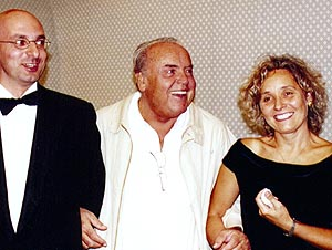 """Milano, tre concerti e la """"Petite"""" per Romano"""