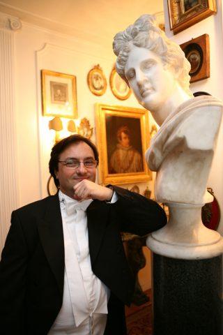 Massimiliano Tarli-direttore orchestra e coro polifonico romano gandolfi