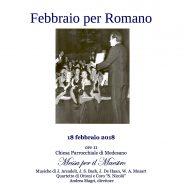 Febbraio 2018, video con il Coro della Scala e intervista all'insegna del passato