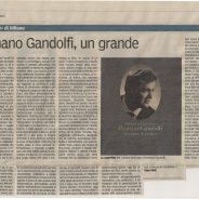 Il libro: la recensione della Gazzetta di Parma